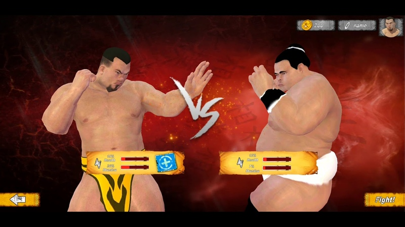 Sumo Wrestling 2019 Live Sumotori Fighting Game IOS Android Review Gameplay Walkthrough