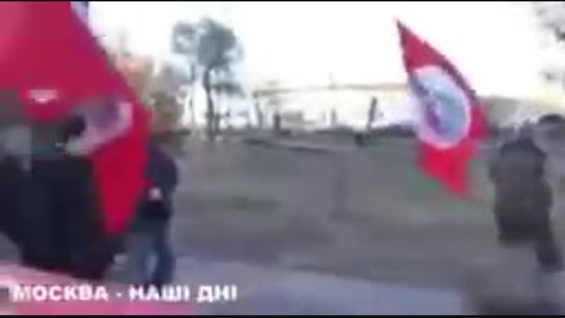 «Нам мало Крыма! Наши МИГи сядут в Риге, Варшаве, Минске!» — Москвичи показали и