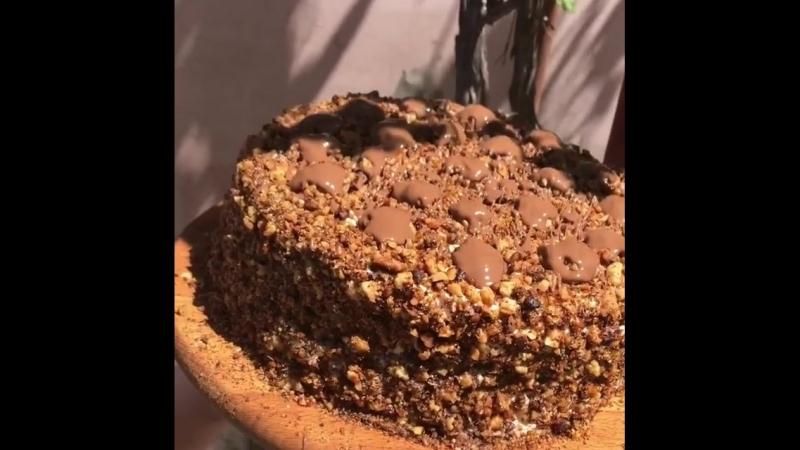 Вкусный тортик 🍰 с добавлением кукурузного крахмала!😊