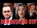 GUERRA NO STF GILMAR MENDES CHORA DERROTA E DEIXA PETISTAS APAVORADOS