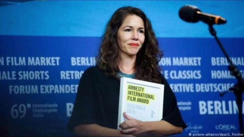 Diretora premiada em Berlim fala de injustiças contra Lula e Marielle