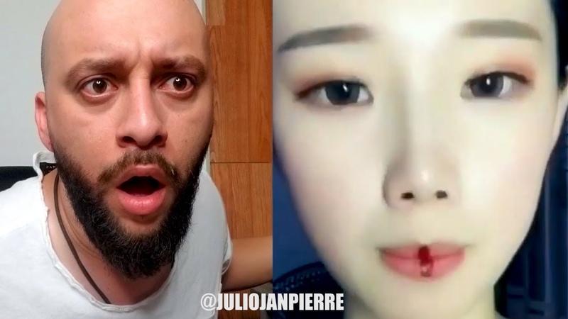 Lipstick Apply Level Asian - By Julio Janpierre