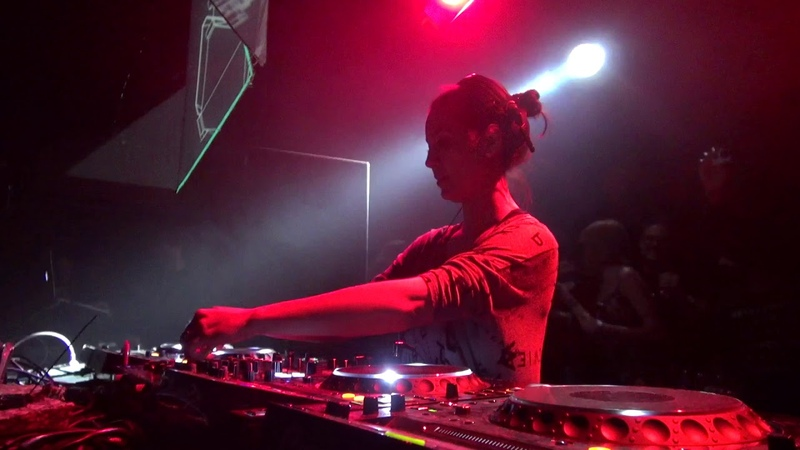Hot Stuff 024 with Fernanda Martins: LIVE at Happy Techno, City Hall, Barcelona (DEC/2018)