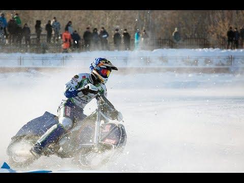 Чемпионат России. Гонки на льду - 500 см3. Командные соревнования. Суперлига