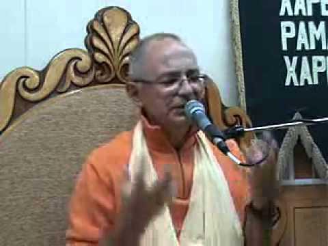 Бхакти Вигьяна Госвами - О Кришне