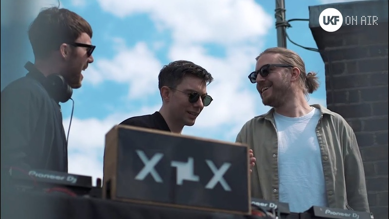 Culture Shock SEQB2B w Sub Focus Metrik - UKF On Air (DJ Set)