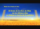 Música cristiana El fruto de la obra de Dios en los últimos días se obtiene a través de la palabra