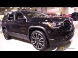 2018 GMC Acadia - Exterior and Interior Walkaround - 2018 New York Auto Show