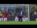 Uол с пенальти Vауро Bкарди в ворота Фиорентины Inter Fiorentina 1-0 GOL ICARDI