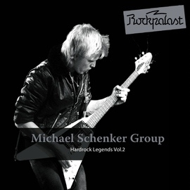 Michael Schenker Group альбом Rockpalast: Hardrock Legends, Vol. 2