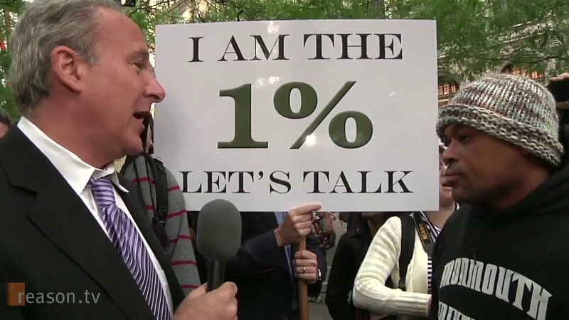 🔴 Peter Schiff at Occupy Wall Street I am the 1%. Let's Talk