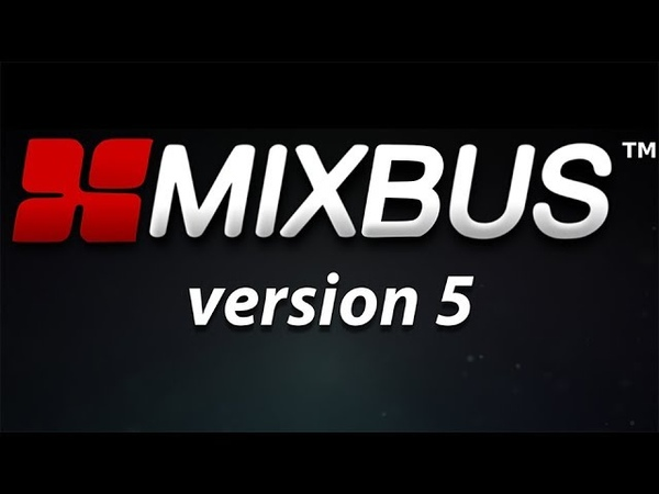 Harrison Mixbus (v5). Rediscover the Art of Mixing.