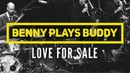 Benny Greb plays Buddy Rich - «Love for Sale»