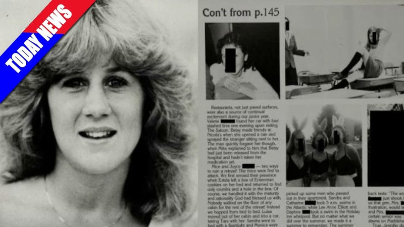 Ford's High School Yearbook Scrubbed From Internet After Damning Pics Surface