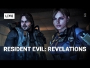 Resident Evil Revelations на хардкоре — MG Live feat WildGamer - Стрим