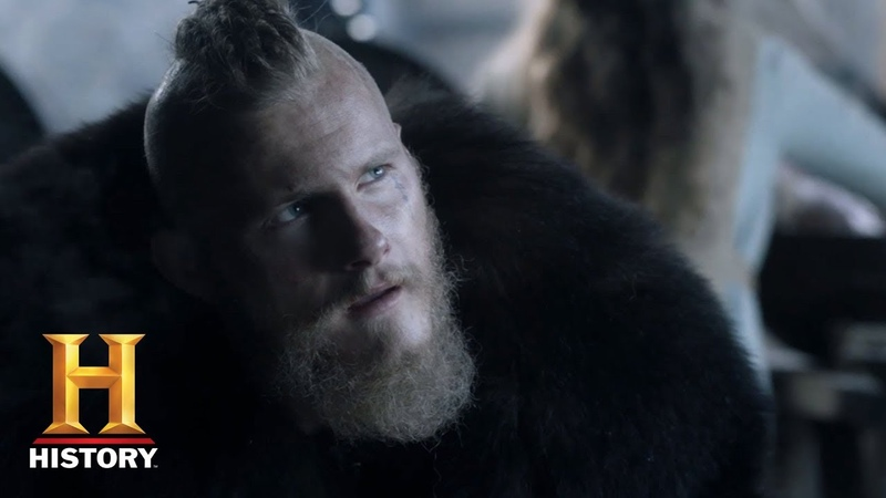 Vikings: Bjorn Meets An Unexpected Ally | 'A New God' Airs Dec. 12 at 9/8c | History