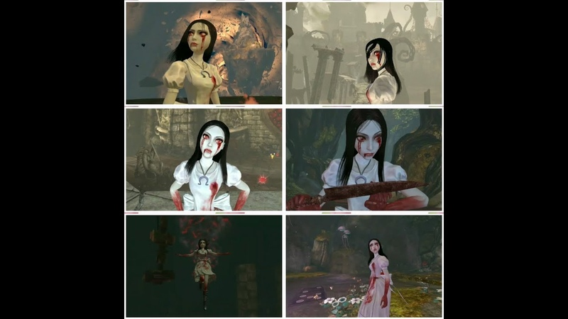 Alice Madness Returns Hysteria Outfit