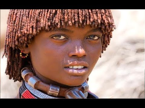 BEAUTIFUL AFRICAN TRIBES