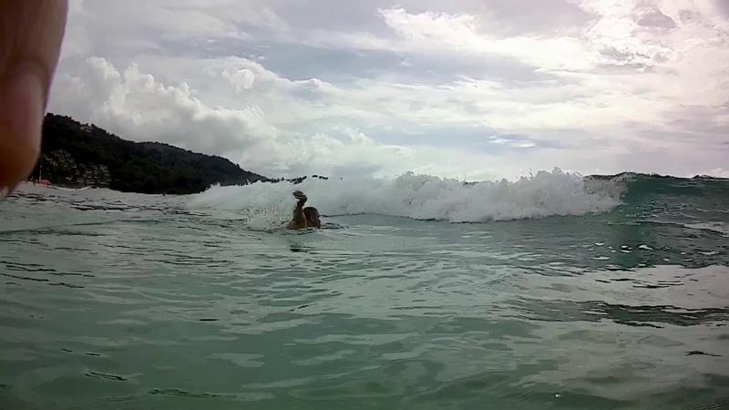 Таиланд Пхукет,ноябрь Пляж Ката Ной