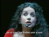 Sarah Brightman First of May Subtitulos espa