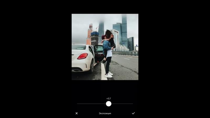 Влад Литвинов - уроки обработки фото в Инстаграм Ч.2 VSCO