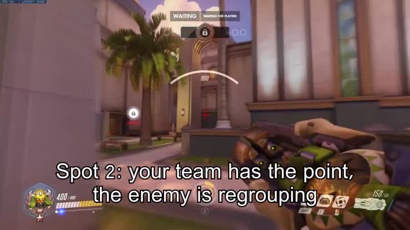 Orisa shield tricks