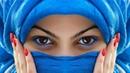 Не упадите Как выглядят жены арабских шейхов под паранджой