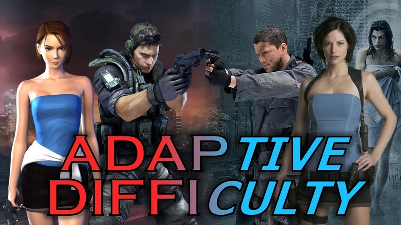 The Resident Evil Movies Do Not Work | Adaptive Difficulty
