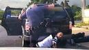 Dashcam Captures Cop Kicking Suspect in Head During Arrest