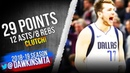 Luka Doncic Full Highlights 2019.01.11 Mavs vs T-Wolves - 29 Pts, 12 Asts, CLUTCH! | FreeDawkins