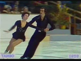 Людмила Пахомова и Александр Горшков - Танго (1976г.)
