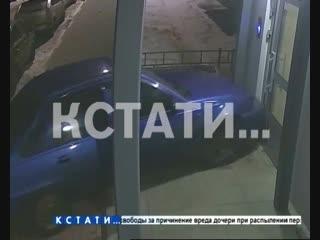 Восстание машин - легковушка отправилась в самоволку в Московском районе