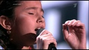 Моей мамы песня.Саида Мухаметзянова. Су буйлап - Слепые прослушивания - Голос Дети - Сезон 2