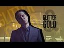 ►bbc sherlock glitter gold