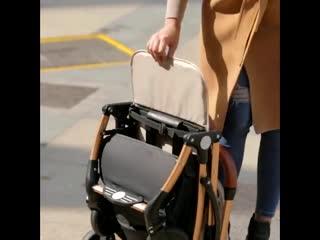 Складная, Ультра компактная детская коляска с Алиэкспресс