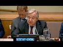Convention on Law of the Sea has achieved nearly universal acceptance - UN Chief