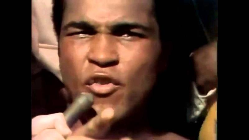 Muhammad Ali I told you!