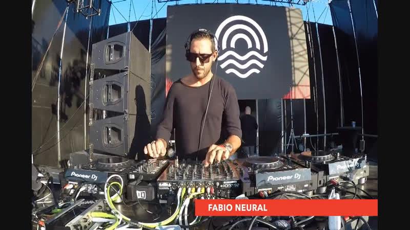 @fabioneural - Origen Fest (Mallorca) Periscope Techno music