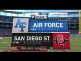 NCAAF 2018 Week 07 Air Force Falcons - San Diego State Aztecs EN