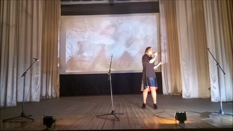 Ольга Жданюк - Белый танец 15.02.2019