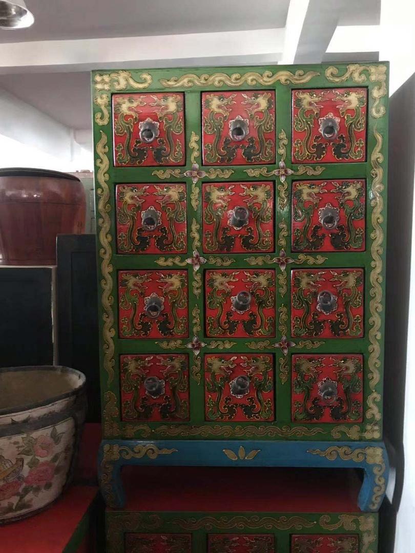 Тибетский комод
