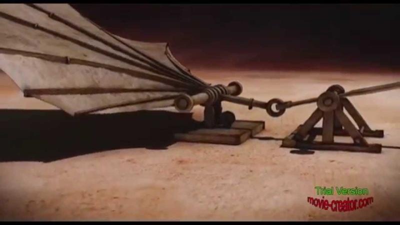 Леонардо да Винчи Секрет полёта Летательный аппарат • ВидеоКанал exZotikA Max