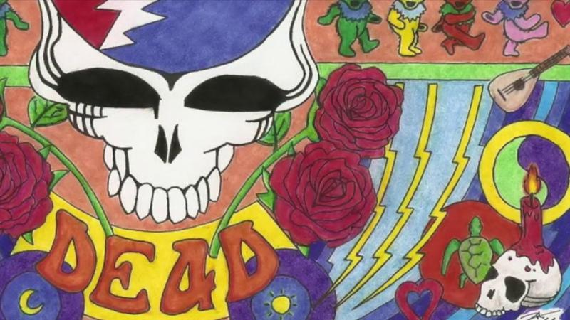 5 Hour Grateful Dead Jam Only Compilation 1971 1983