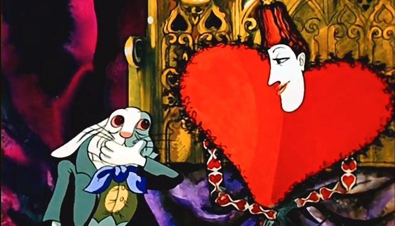 Алиса в Стране Чудес Серия 3 1981