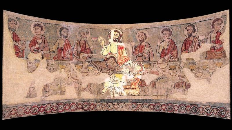 Peintures murales de La Seu d'Urgell