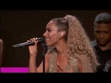 Leona Lewis performs Bleeding Love at Point Honors LA 2018