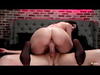 [5k porn] alex coal - alex stuffed in her stockings