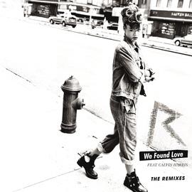 Rihanna альбом We Found Love