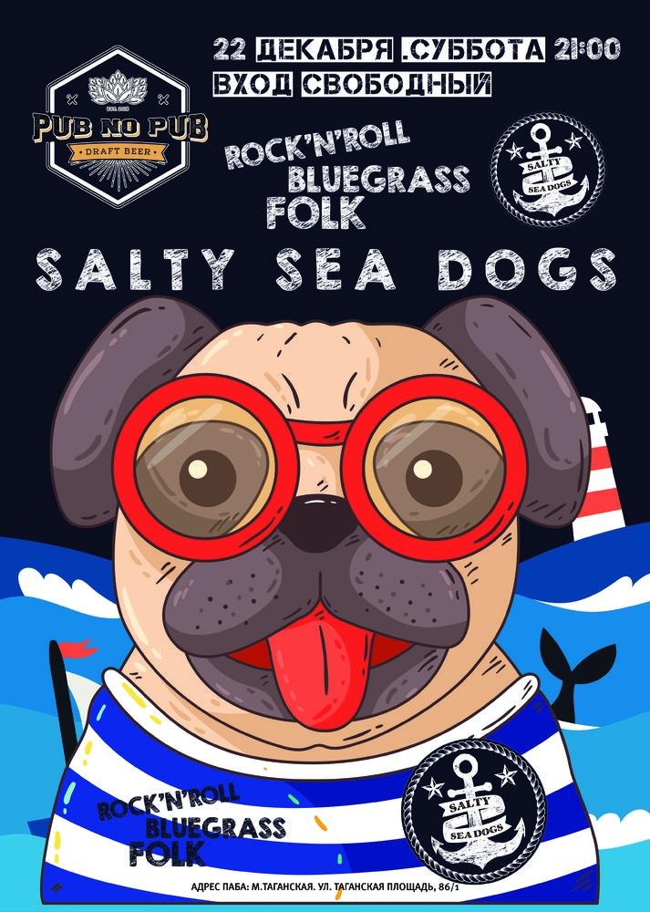 22.12 Salty Sea Dogs в Pub no Pub!