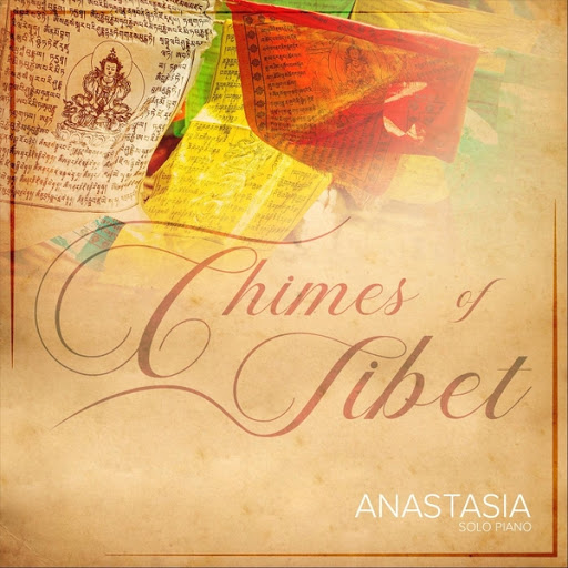 Анастасия альбом Chimes of Tibet